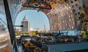 Thuiswerken? De beste flexplekken in Rotterdam